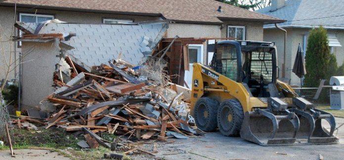 Demolition Edmonton