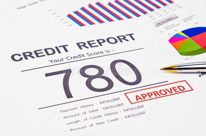 White label credit report