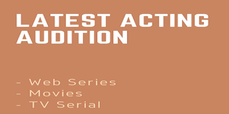 find an actor