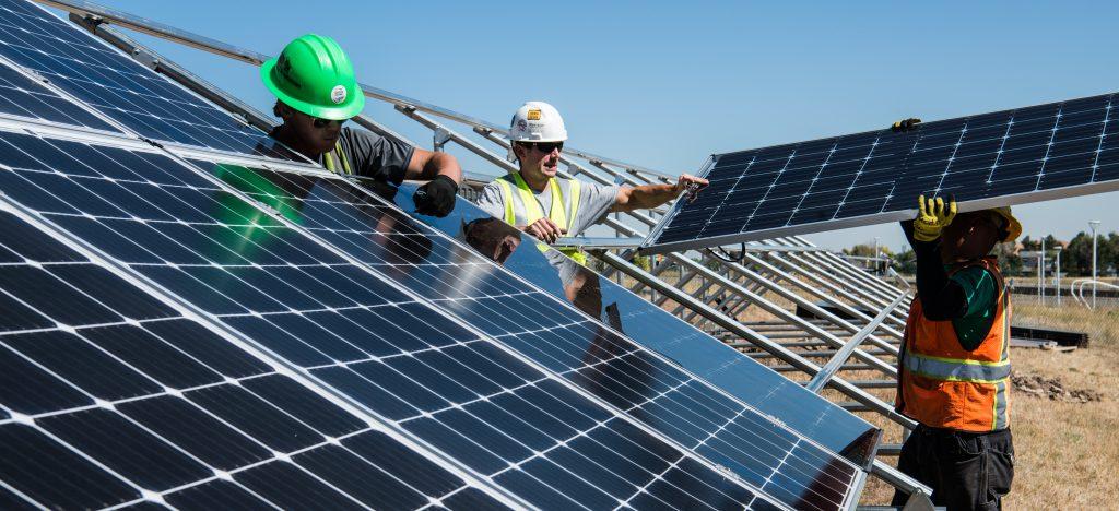 Commercial Solar Installation in Australia