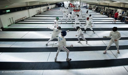Fencing for Children in London
