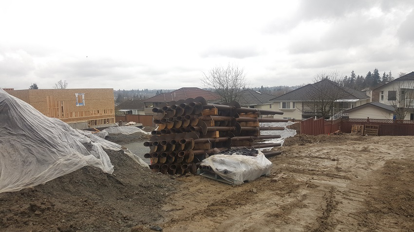 Helical Piles for Commercial Work