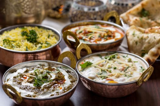 Indian restaurant in Narre warren
